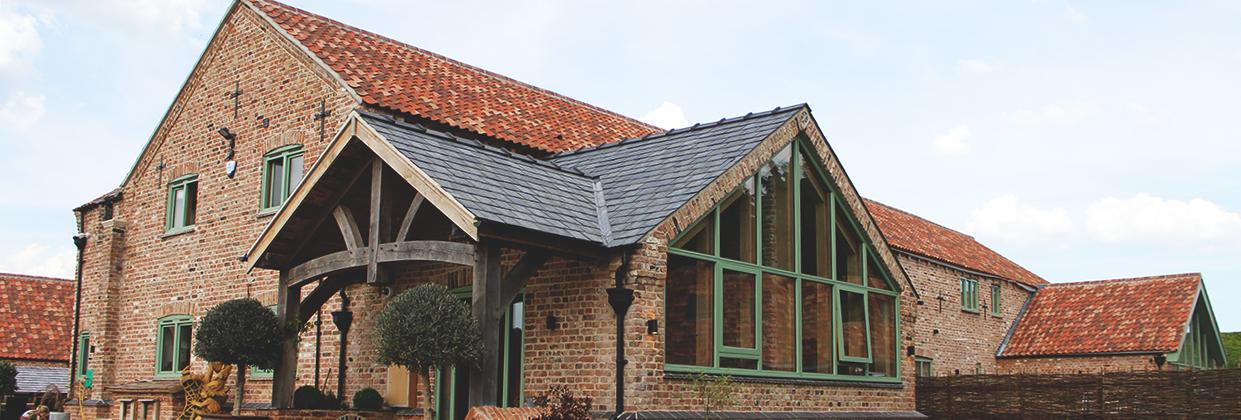 Holley House – Restoration